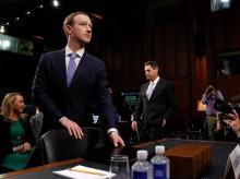 Facebook CEO Mark Zuckerberg | Photo: Reuters