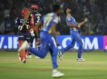 Rajasthan Royals bowler Jaydev Unadkat. Photo: PTI