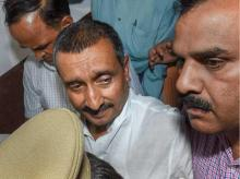 Kuldeep Sengar, Unnao rape case accused | File photo