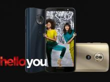 Moto G6 family