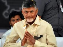 Andhra Pradesh CM N Chandrababu Naidu | File photo