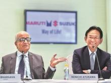 R C Bhargava, Kenichi Ayukawa