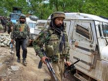 militants, kashmir, hizbul