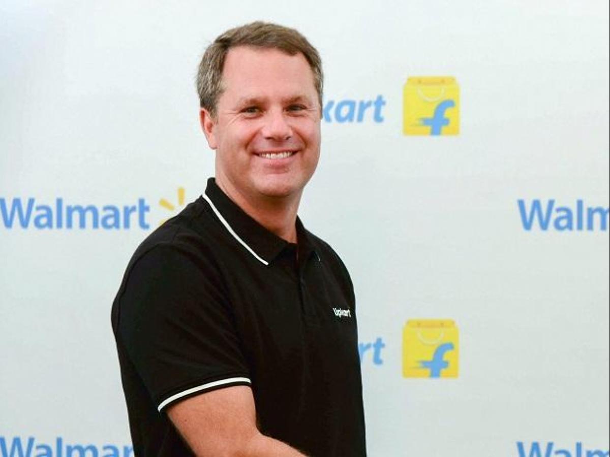Walmart CEO unfazed by new e-commerce law