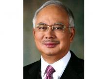 Najib Razak, Malaysia