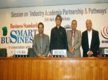 Smart Business Seminar on Industry Academia Partnerships & Pathways in Kolkata