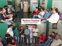 Business Standard brings  Financial Training Workshop