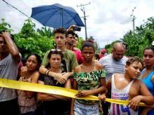 Cuba plane crash near Havana airport