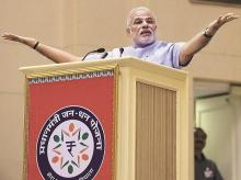 Narendra Modi. File photo