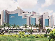 National Stock Exchange   FILE PHOTO