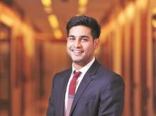 Anmol Ambani, executive director, Reliance Capital said, it was a step forward for the company's deleveraging strategy