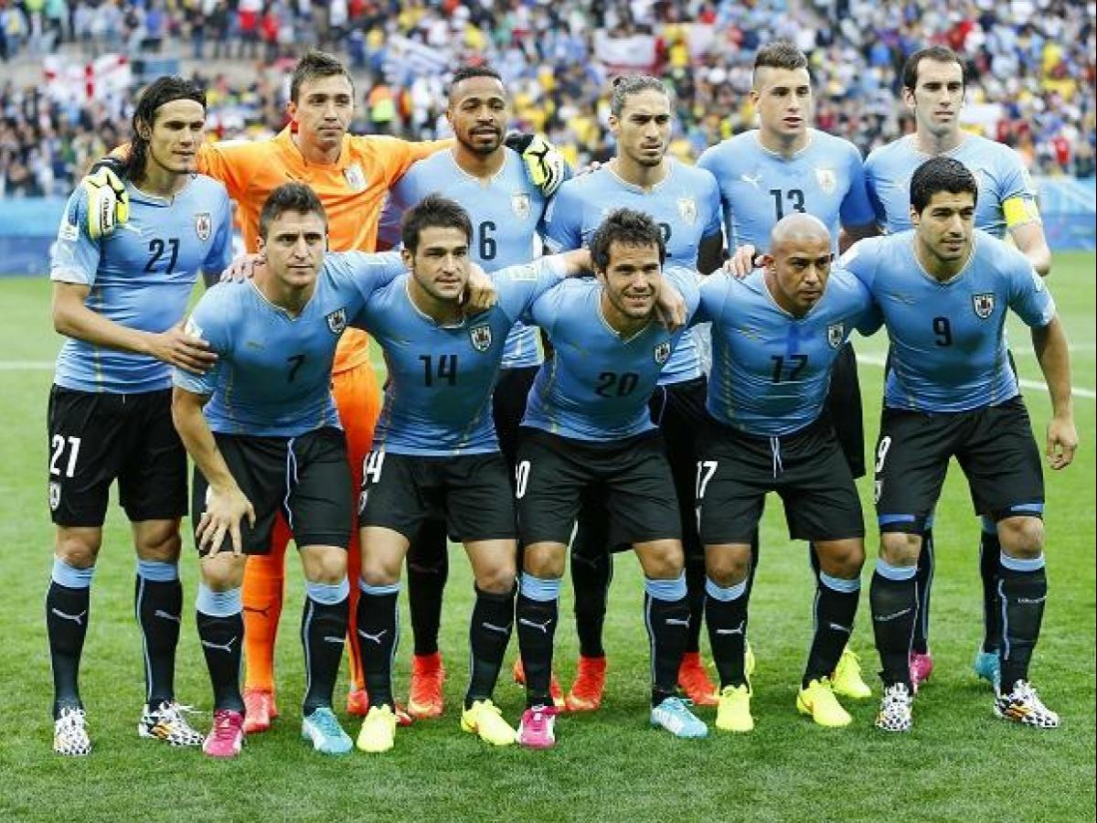 Fifa World Cup 2018 Ramirez Among Three Left Out Of Uruguay Squad Business Standard News