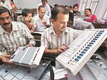 EVM, VVPAT, Election Commission
