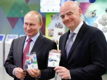 Your Fan ID is visa-free ticket to Russia and FIFA World Cup 2018 matches