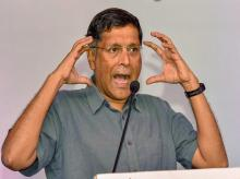 Chief Economic Adviser Arvind Subramanian