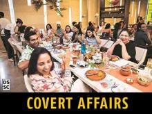 Diners savour Delhi-based DSSC's secret dining experiences
