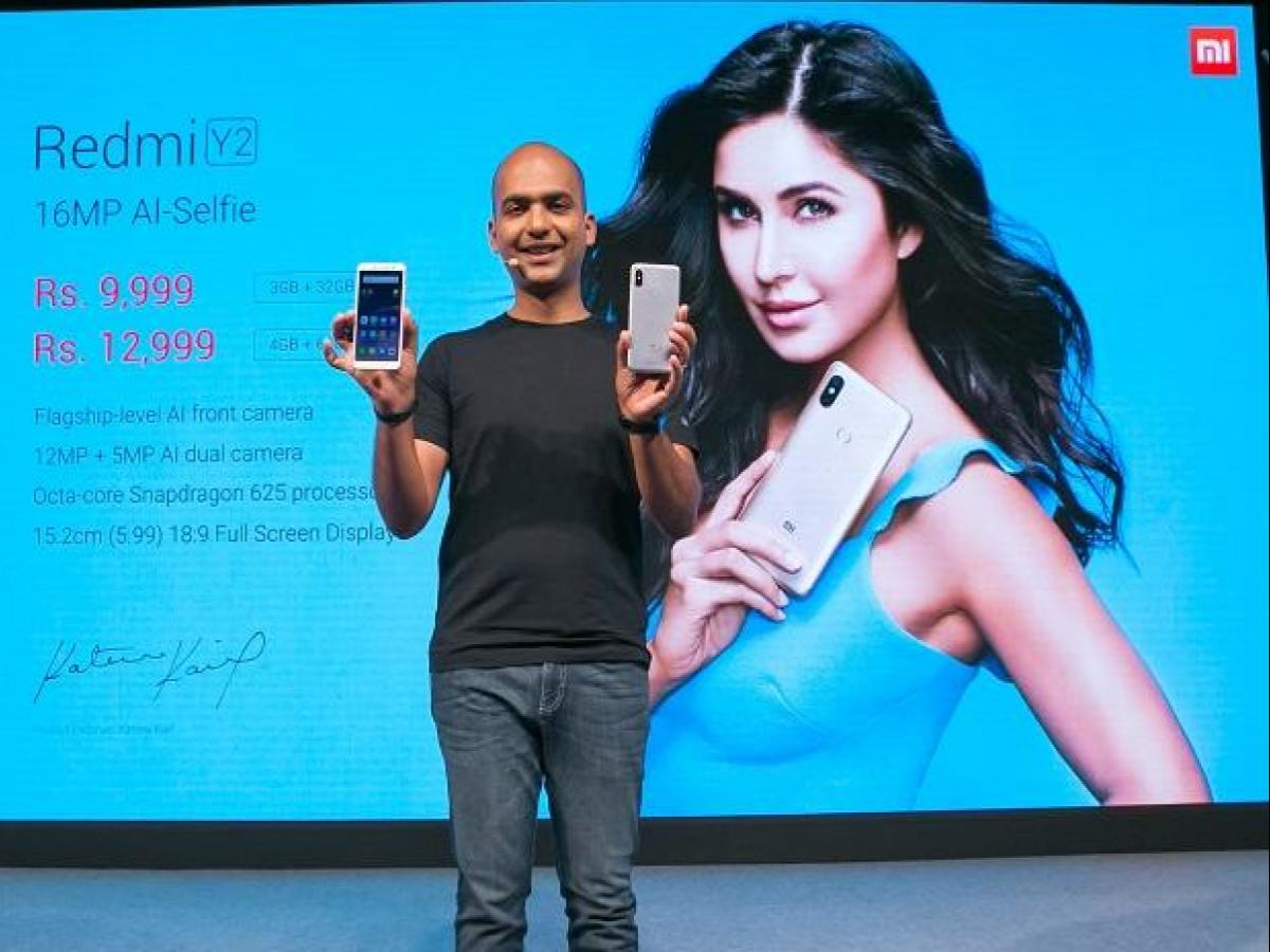 Xiaomi Redmi Y2 sale on Amazon from June 12: Know price, specs