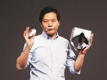 xiaome, Lie Jun, XIAOMI FOUNDER LIE JUN, XIAOMI PHONES, XIOMI CHINESE BRAND, chinese PHONE MAKE