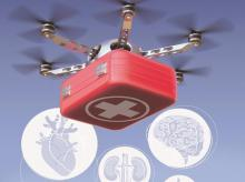 Soon, drones may save lives carrying kidneys, liver for transplant