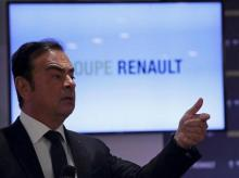 Carlos Ghosn, renault