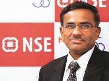 Vikram Limaye, MD & CEO of NSE