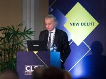 Christopher Wood, Managing Director & Equity Strategist, CLSA