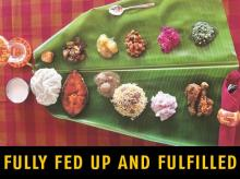 The Bangala encourages gluttony, with lunches on banana leaf that include crab curry, crab rasam, mutton apu kari, a pomegranate  raita and several vegetable dishes