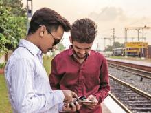 railways, wifi