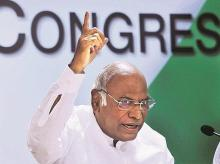 Congress leader Mallikarjun Kharge | File Photo