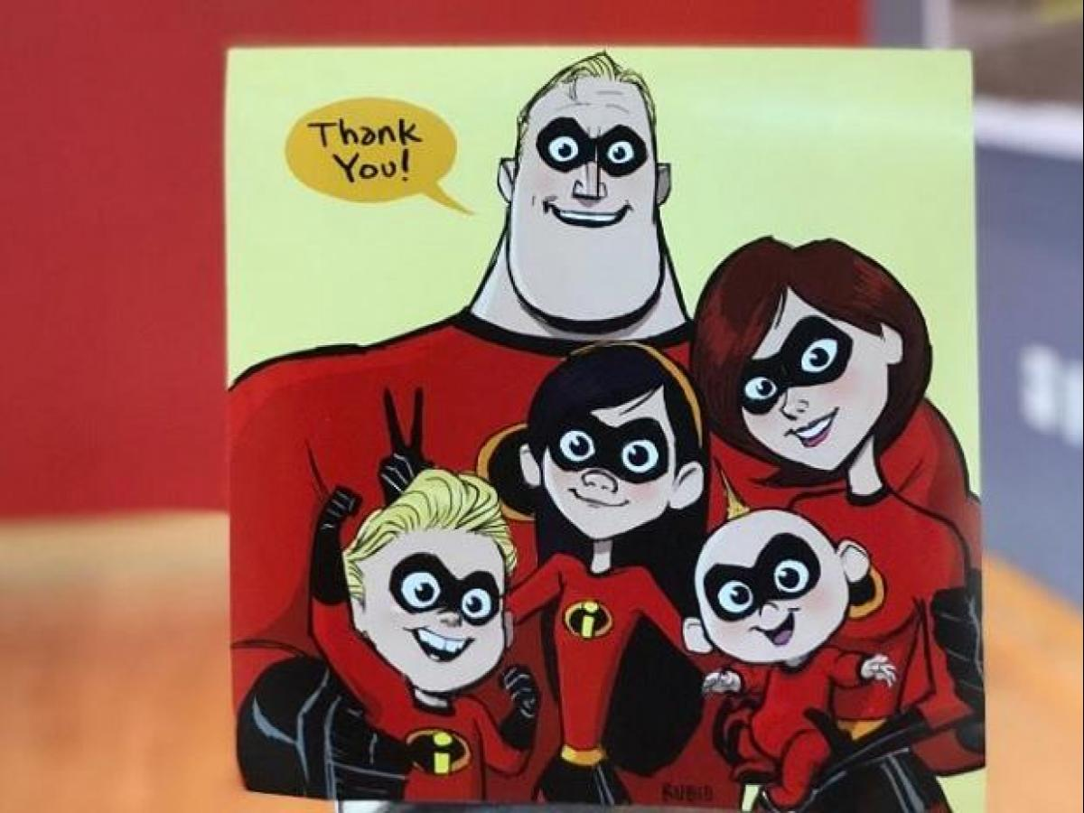 Incredibles 2' set to be most successful animated Hollywood film in