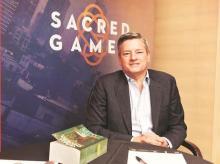 Ted Sarandos, Netflix  Chief Content Officer