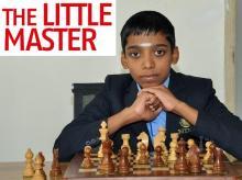 rameshbabu praggnanandhaa, grandmaster