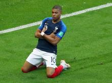 Kylian Mbappe - The Man of the Match