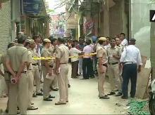 Police in burari, Delhi, police, delhi police