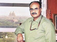 ajay bhushan pandey, gstn chairman