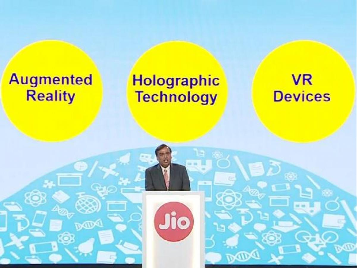 Reliance Jio Phone 2, Jio GigaFibre to home pre-bookings