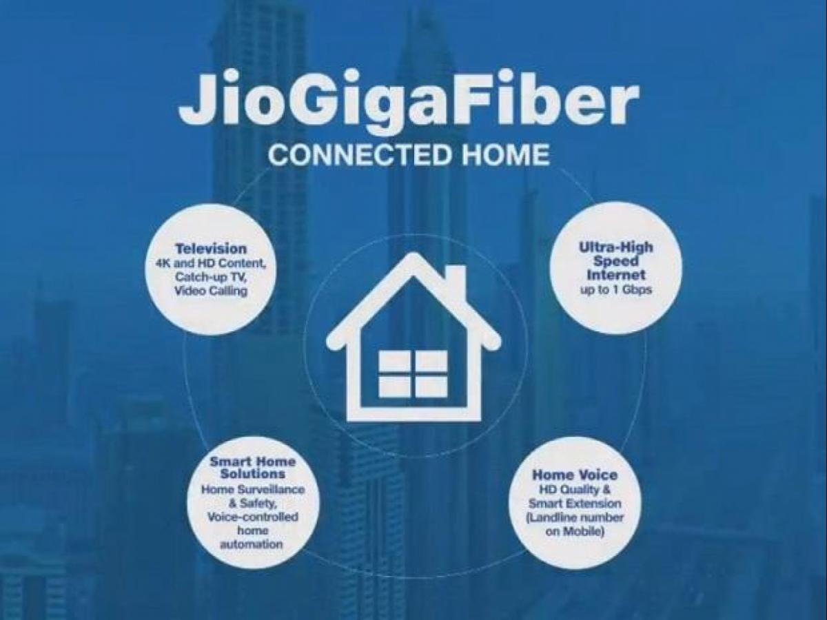 Reliance Jio GigaFiber: Expected launch date, data plans