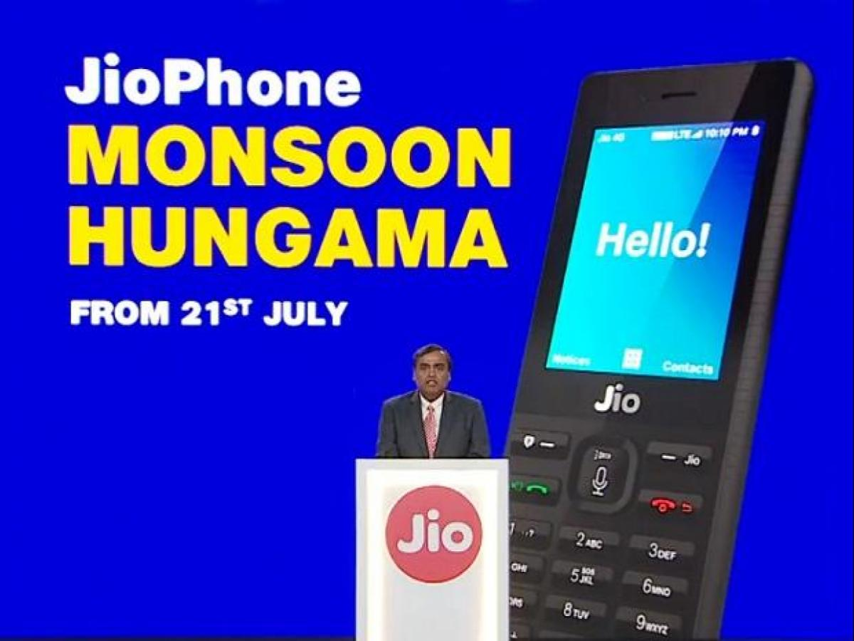 From today, Reliance Jio's 'Monsoon Hungama' to offer Rs 501