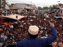 Politics, pakistan elections