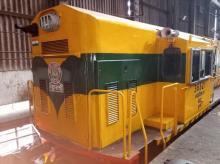 Railways waterproof engine