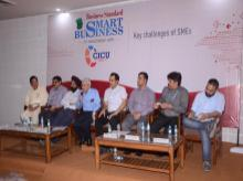 Business Standard Smart Business Event in Association With CICU