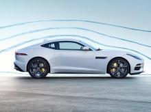Jaguar F-type sedan