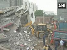 Noida,Building collapse