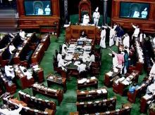 lok sabha, monsoon session