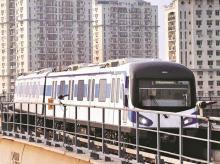 gurgaon metro, rapid metro, gurugram metro