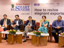 Smart Business Seminar on How to Revive Stagnant Exports