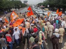 Maratha quota stir