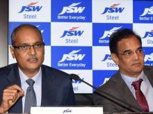JSW Steel, Seshagiri Rao