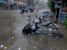 Mumbai floods 2005