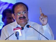 Vice-President M Venkaiah Naidu